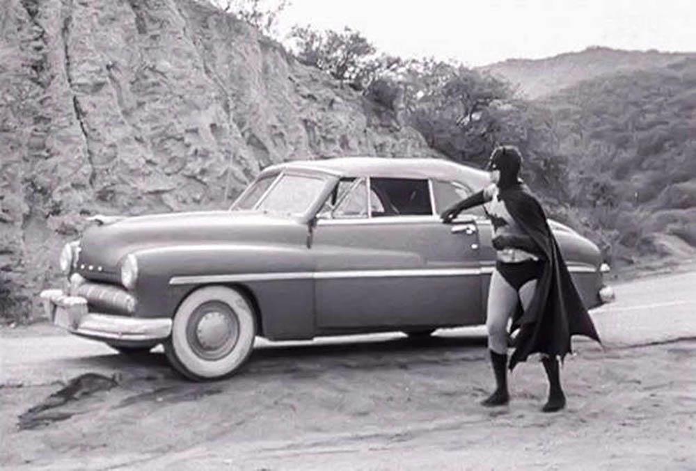 Barmobile - Mercury Coupe 1949