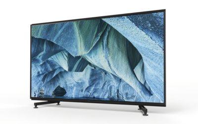 264d6a1b493a Il primo Tv 8K di Sony sarà disponibile a inizio giugno
