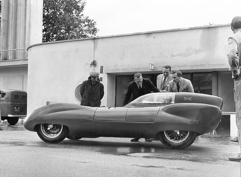 1956 Monza Record Attempts.