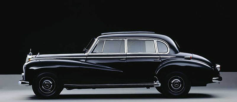 """Mercedes-Benz Typ 300b """"Adenauer"""""""